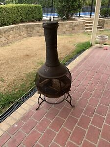 Chimnea for Sale/ fire pit