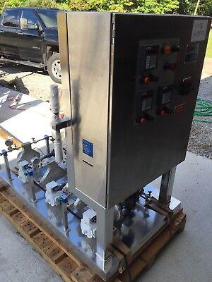 Glatt Air Techniques Gpcg 120 Metering Pump Sled New