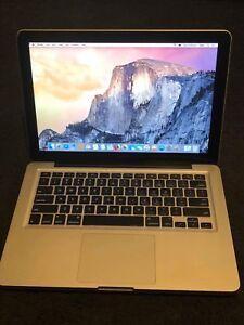 "Apple silver macbook pro 13"" (late 2011 model) Lawson Belconnen Area Preview"