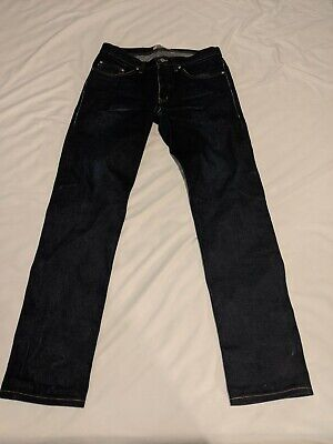 Naked And Famous Elephant 6 selvedge denim sz 33