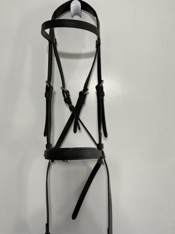 Dr. Cook Bitless Bridle Horse Size