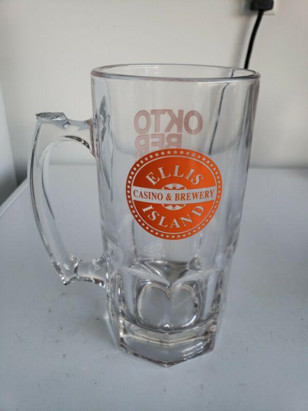 Ellis Island Casino Oktoberfest Beer Mug