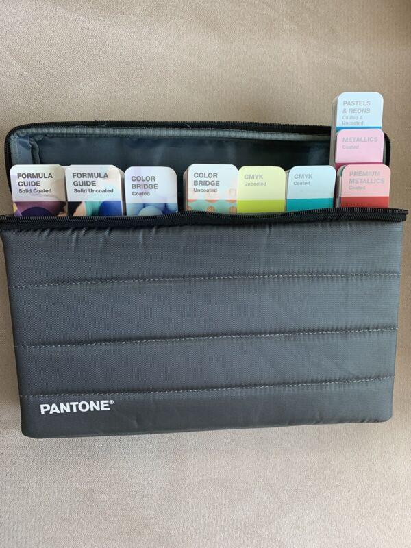 Pantone Color Plus Series  ESSENTIALS (Formula Guides Set) 9 Packs of colors
