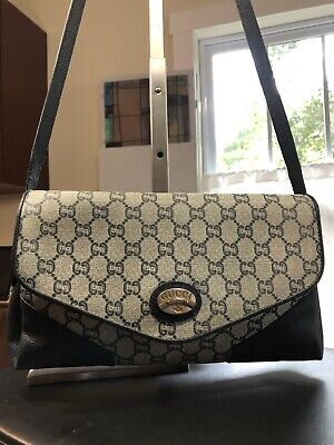 Gucci shoulder bag vintage Gucci Plus With Paperwork