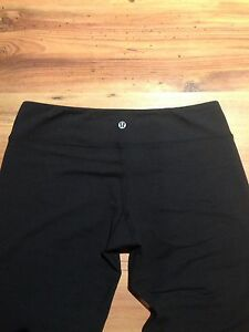 Black Lululemon pants