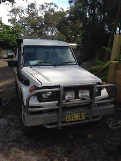 1985 Toyota LandCruiser Troopy Nelson Bay Port Stephens Area Preview