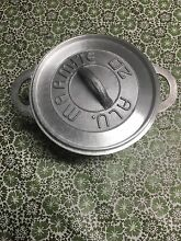 20cm Cooking Pot Dutch Oven Aluminium Strathfield Strathfield Area Preview