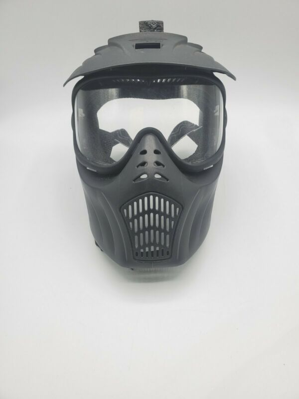 JT Tactical Air Soft Paintball Goggle Mask Adjustable Anti Fog 092013KEE