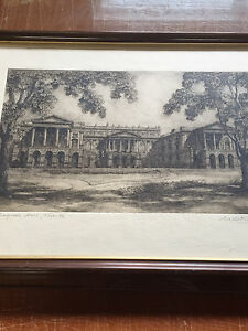 Walter R Duff limited drawing