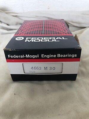 Federal Mogul 4663M 30 Chevy Sb 265 267 302 305 327 350 Main Engine Bearings Usa