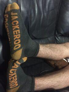 Jackeroo  (Kmart) socks Hamilton South Newcastle Area Preview