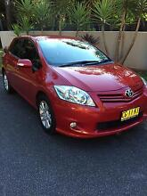 2011 Toyota Corolla Hatchback Erina Gosford Area Preview