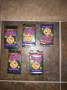 Beanie Babies Collector's  cards  - Series III (2nd edition)