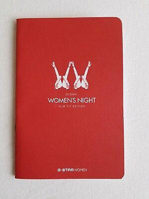 G-star Raw Accessoires (G-STAR RAW Accessoire Notizbuch Notebook WMN Women NEU selten)
