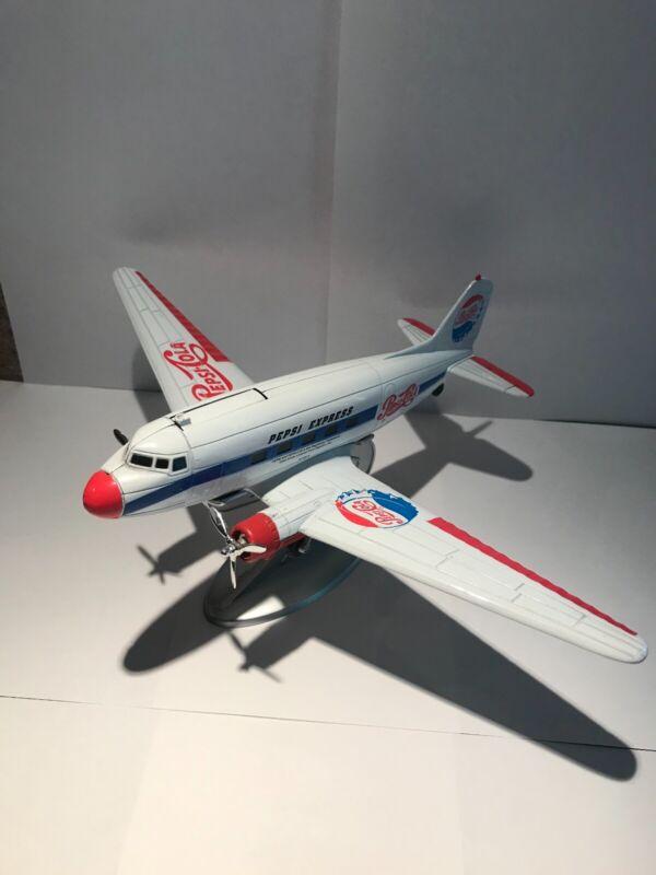 Pepsi Cola DC-3 Airplane Bank Pepsi Express 1935