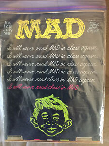 Mad Magazines plus a Betty