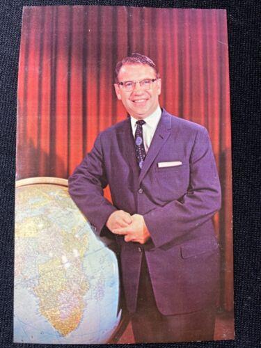 Senator Vance Hartley of Indiana Postcard