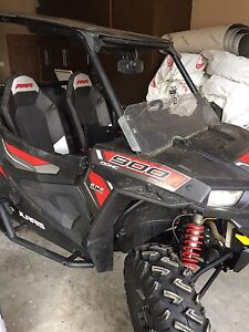 RZR 900 S with EPS