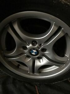 BMW 3-Series M-sport rims Ballajura Swan Area Preview