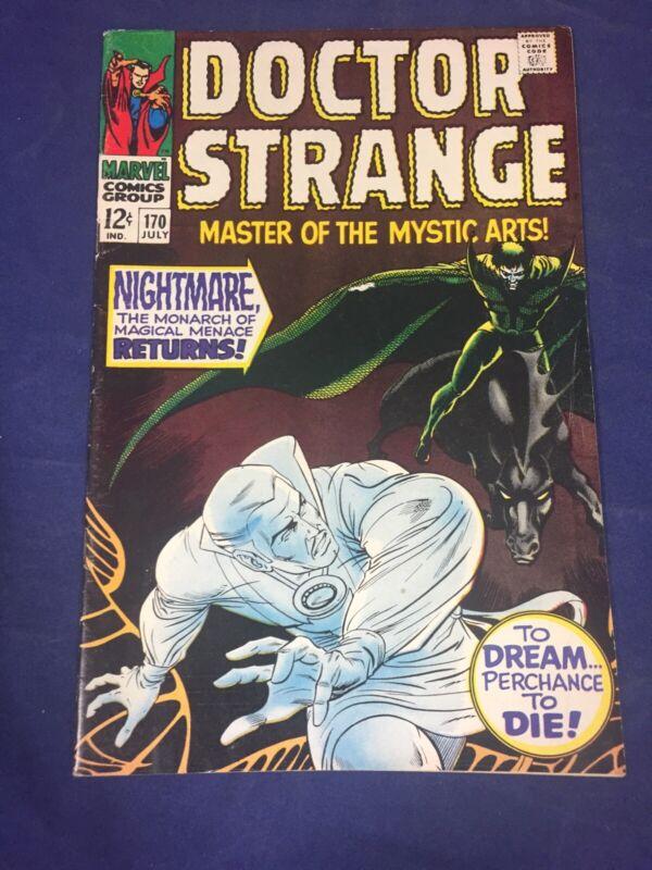 Doctor Strange 170 Marvel 1968