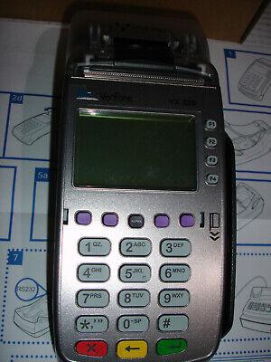 Verifone Vx-520 Credit Card Terminal New In Box M252-153-03-naa-2