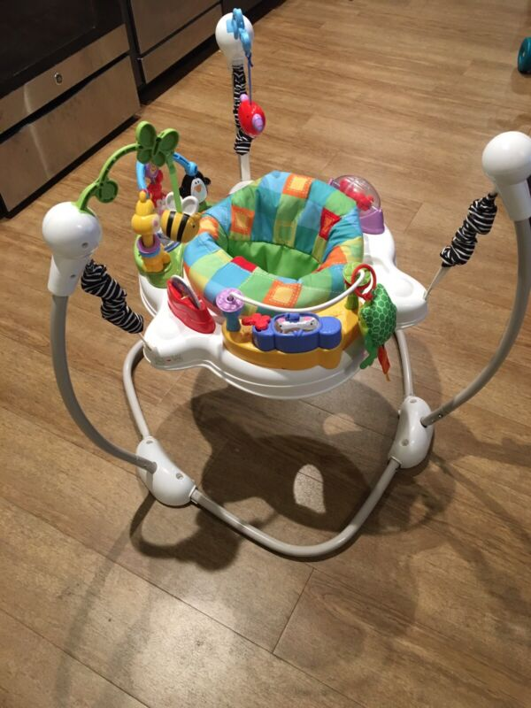 jumperoo fisher price Discover & Learn Jungle