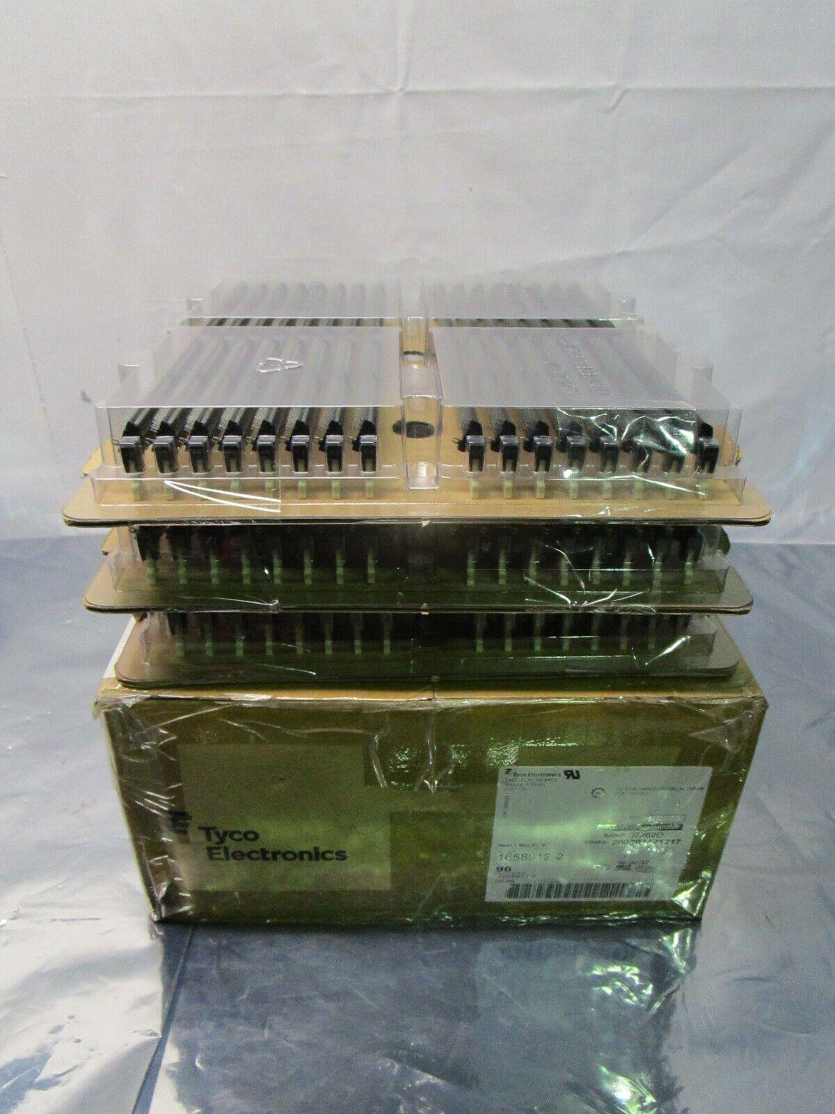 1 Lot of 96 TE Connectivity 1658912-2 DIMM Connectors 240P DImm DDR 30 AU,102405