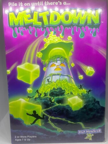 *New* PLAY MONSTER MELTDOWN KIDS GAME.  Pile It On Until There's A Meltdown!