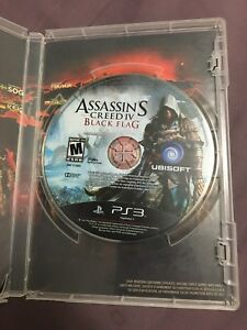 Assassins Creed Black Flags (PS3)
