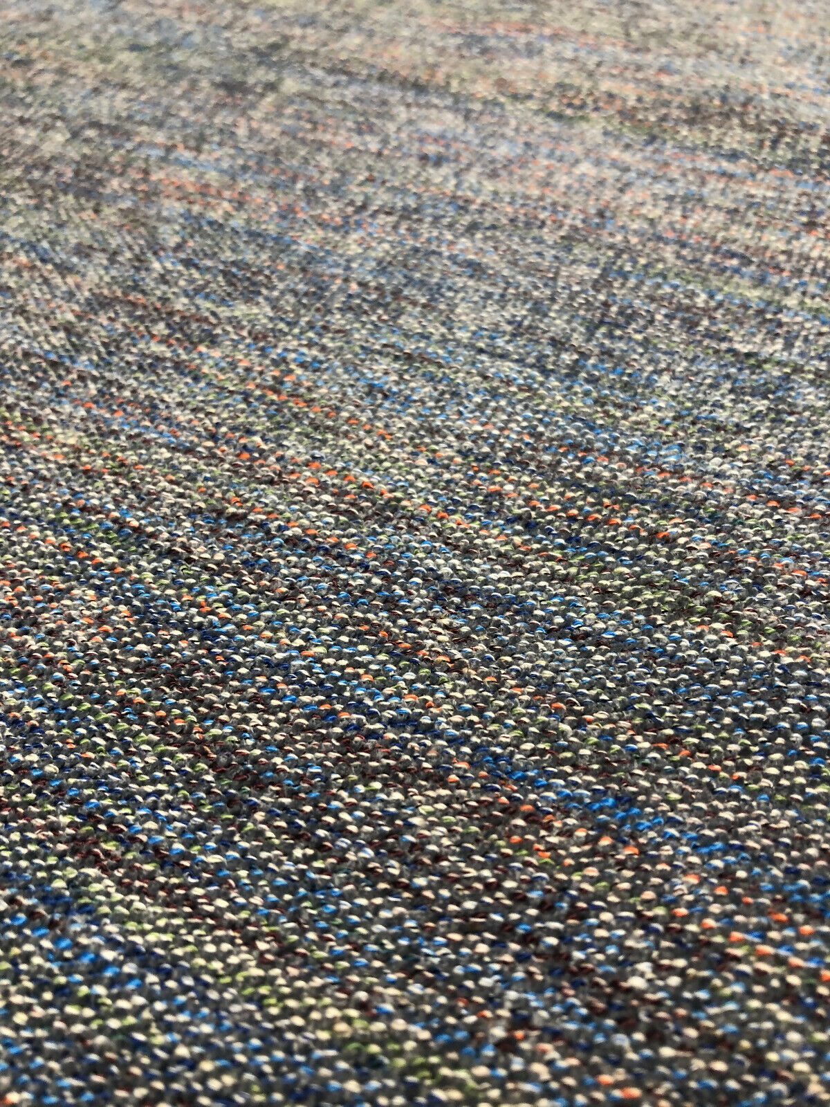 P Kaufmann Borealis Moonlight Chenille Upholstery Fabric By