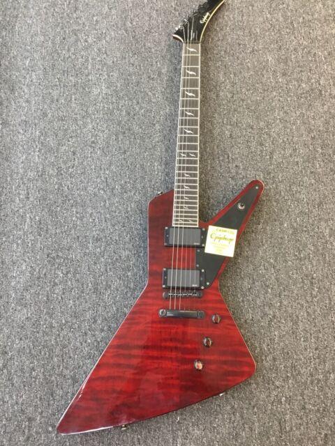 Epiphone Futura Custom Prophecy Electric Guitar 395