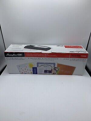 Swingline Gbc Fusion 1100l 9 Laminator New Open Box