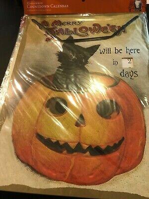 Cute Halloween Cat (Cute Halloween Countdown Advent Calendar Black Cat)