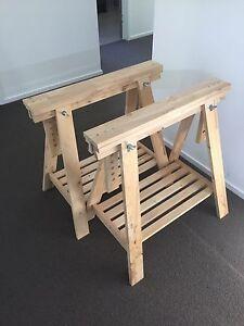 IKEA Trestle table legs stand Alderley Brisbane North West Preview
