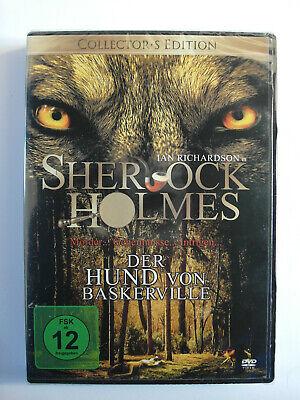 Sherlock Holmes - Der Hund von Baskerville - England Ian Richardson, Bestie Moor