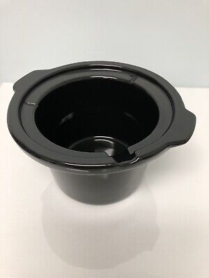 Bella L-SC20-3 Triple Slow Cooker Replacement 1.5 QT Stoneware Pot - Original