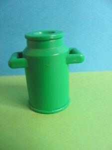 playmobil piece detachee bidon lait pot ferme vache 2 ebay. Black Bedroom Furniture Sets. Home Design Ideas