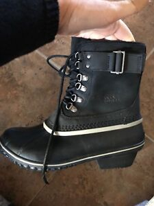 Winter Sorel boots size 10