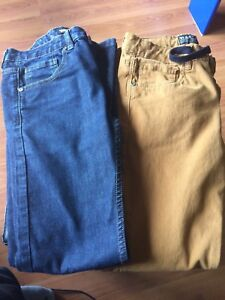 3 pairs boys West 49 jeans size 14