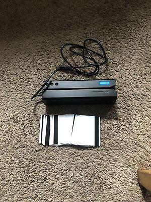 Msr605x Magnetic Stripe Card Reader Writer Encoder Never Used