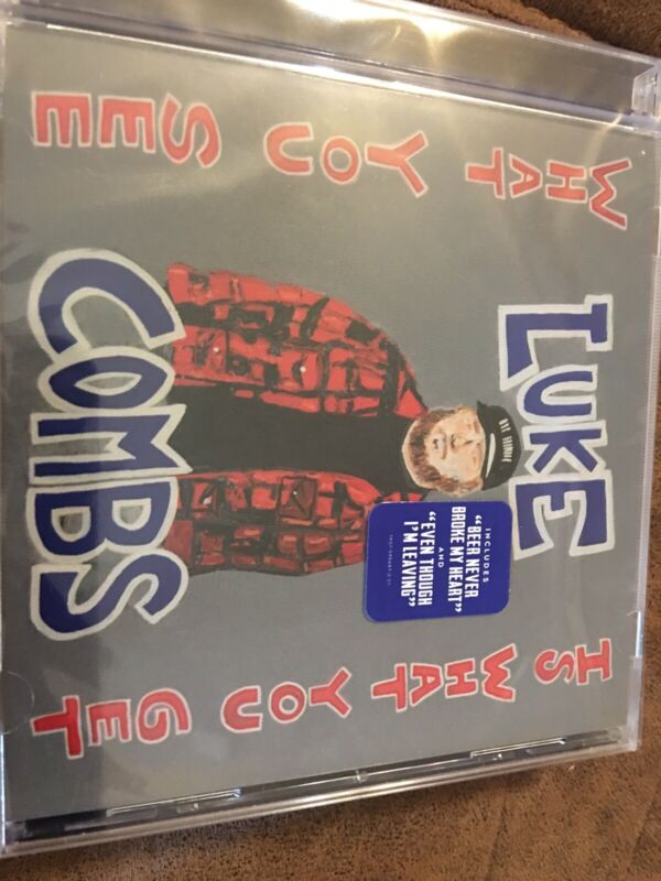 Luke Combs What You See Is What You Get CD BRAND NEW FREE SHIPPING