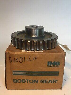 Boston Gear 13200 G108 Lh Worm Gear