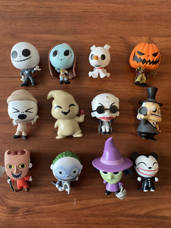 Choose Character Funko Nightmare Before Christmas 25th Anniversary Pen Topper