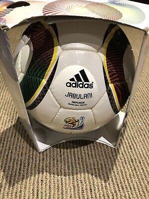 Adidas Jabulani Replique 2010 World Cup South Africa Match Ball Replica Size 5 for sale  Canada