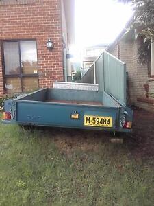 Custom made heavy duty trailer Camden Camden Area Preview