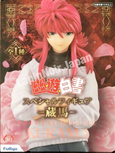 Yu Yu Hakusho figure Youko Kurama Noodle stopper furyu