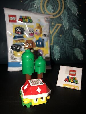 LEGO 71361 SPINY Super Mario Character Pack Series 1 blind bag Fast Free Ship