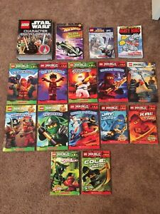 Children Lego book lot