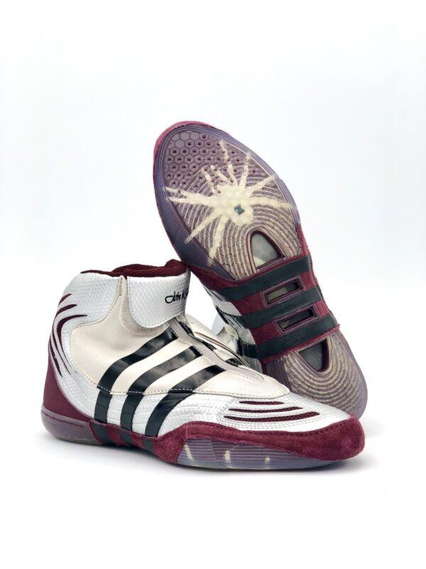 Rare NEW Adidas Adistrike John Smith Wrestling Shoes Size 10