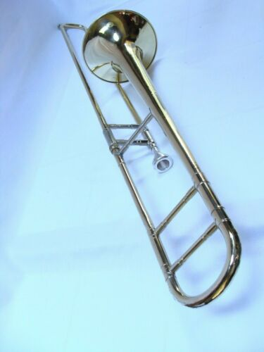 Vintage Conn 14H Trombone 1963 🎵 Marching Director Refurbished Tenor EZ TONE MP